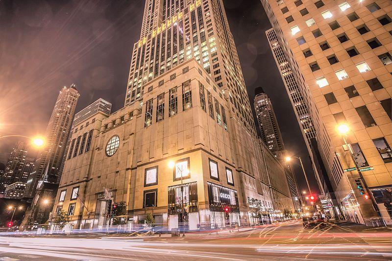 Melhores lugares para compras em Chicago