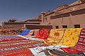 Aït-ben-Haddou - Maroc - Morocco - Tapis - Carpet - Marrakech - Morocco - Maroc - Maroko - Μαρόκο - Fas - Marruecos - Marokko - Марокко - Photo Image Photography (9123957353).jpg