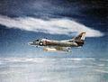 A-4C Skyhawk of VA-192 in flight in 1964.jpg