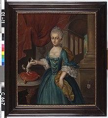 Anna Elisabeth Chasteleyn (1741-1773)