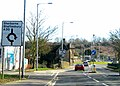 A30 Sherborne Road - Yeovil - geograph.org.uk - 1736100.jpg