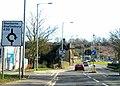 A30 Sherborne Road - Yeovil - geograph.org.uk - 1736100.jpg