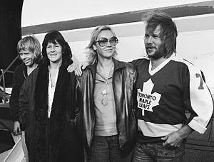 ABBA - Image: ABBA Rotterdam 1979