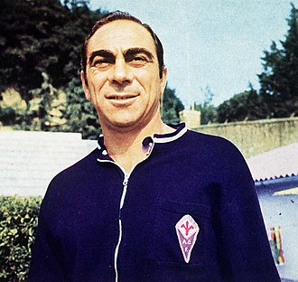 Bruno Pesaola - Pesaola as Fiorentina manager between 1960s and 1970s