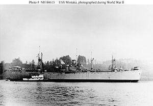 USS Mintaka (AK-94) - Image: AK 94 Mintaka