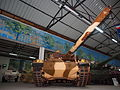 AMX-40, Tanks in the Musée des Blindés, France, pic-7.JPG