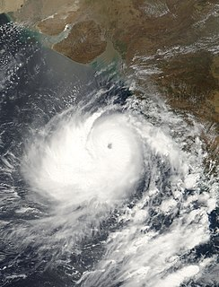 2001 India cyclone North Indian cyclone in 2001