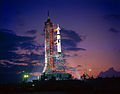 ASTP Saturn IB in the early morning (S75-28386).jpg