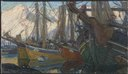 A Quiet Evening. Study from North Norway (Anna Boberg) - Nationalmuseum - 21421.tif