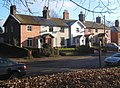A row of houses in Needham Market - geograph.org.uk - 1075628.jpg