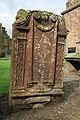 A symbolic stone in Bolton Parish Kirkyard - geograph.org.uk - 918253.jpg