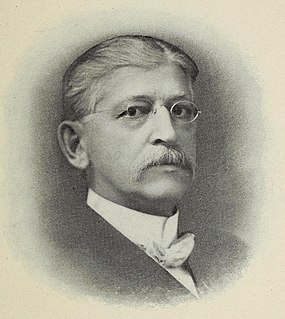 Aaron T. Bliss American politician