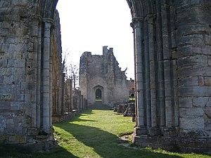Robert de Grandmesnil - Image: Abbaye Saint Evroult Notre Dame du Bois 1