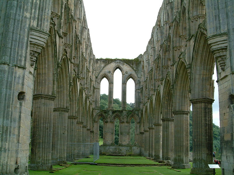 Abbey Church at Rievaulx