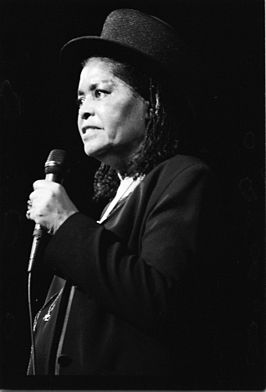 Abbey Lincoln in concert (1992)