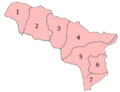 Abkhazia Districts map number.png