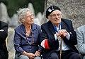 Ada Willenberg Samuel Willenberg 70th anniversary of Treblinka revolt.JPG