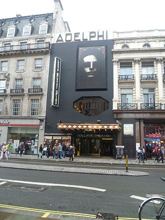 Adelphi Theatre - The Adelphi Theatre, 27 August 2011