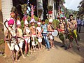 Adivasi (Tribal) Community Dance In Nandurbar (Maharashtra).jpg