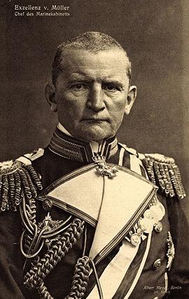 Georg Alexander von Müller
