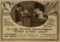 Advertisement for Even As You and I (1917 film).png