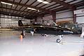 Aero Vodochody L-29 Delfin Viper RSideFront CWAM 8Oct2011 (14444518617).jpg