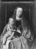 After Jan van Eyck - Virgin and Child - Northbrook.jpg