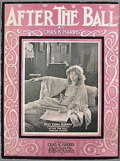<i>After the Ball</i> (1924 film) 1924 film