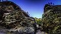 Agua Dulce - Early Morning - Vasquez Rocks (15112905159).jpg