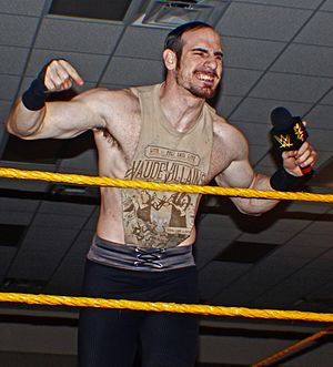 Aiden English - English in February 2015