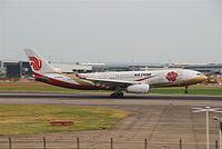 B-6075 - A332 - Air China