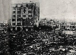 Bombing of Kōfu in World War II