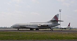 Sud Aviation Caravelle - Airborne Express Sud SE-210 Caravelle VI-R