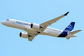 Image illustrative de l'article Airbus A220