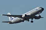 Airbus A320-200 Air France (AFR) F-GFKJ - MSN 63 (9716429475).jpg