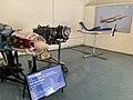 Aircraft Engines at display - Hindustan Aeronautics Limited Heritage Centre and Museum (Ank Kumar) 06.jpg