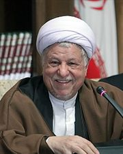 Akbar Hashemi Rafsanjani Akbar Hashemi Rafsanjani at Expediency Discernment Council.jpg
