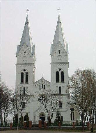 Alanta - St. Jacob's church in Alanta