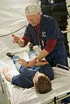 Alaska Medical Detachment, Samaritan's Purse conduct joint operations in disaster response exercise 140329-Z-DK135-010.jpg
