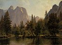 Albert Bierstadt - Cathedral Rocks, Yosemite Valley.jpg
