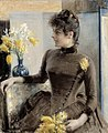 Albert Edelfelt - Parisienne - A II 1707 - Finnish National Gallery.jpg