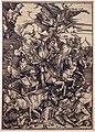 Albrecht dürer, i quattro cavalieri dell'apocalisse, 1497-98, 01.jpg