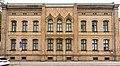 Albrechtstraße 7 (Magdeburg-Altstadt).Gebäude Schweriner Straße.Südfassade.2.ajb.jpg