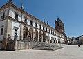 Alcobaça, Mosteiro de Alcobaça, fachada (4).jpg