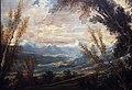 Alessandro magnasco, paesaggio con pastori, 1710-30 ca. 02.JPG