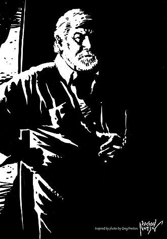 Alex Toth - Alex Toth by Michael Netzer