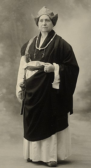 Alexandra David-Néel - Alexandra David-Néel in Tibet, 1933