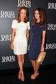 Alexandra and Genevieve Smart at David Jones AW13 Fashion Launch.jpg
