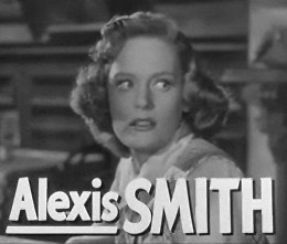Alexis Smith in Whiplash trailer
