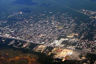 human settlement in Mexico